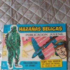 Tebeos: HAZAÑAS BÉLICAS EXTRA AZUL Nº 333. Lote 183571836