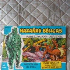 Tebeos: HAZAÑAS BÉLICAS EXTRA AZUL Nº 334. Lote 183571897