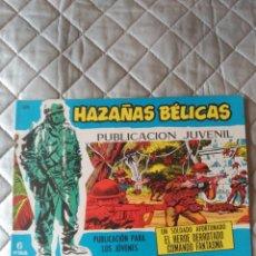 Tebeos: HAZAÑAS BÉLICAS EXTRA AZUL Nº 335. Lote 183571945