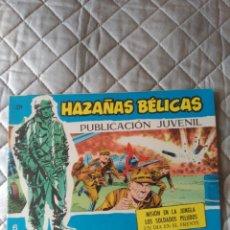 Tebeos: HAZAÑAS BÉLICAS EXTRA AZUL Nº 339. Lote 183572797
