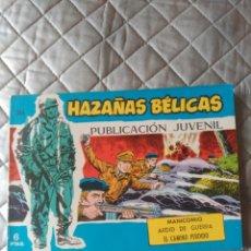 Tebeos: HAZAÑAS BÉLICAS EXTRA AZUL Nº 346. Lote 183572975