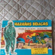 Tebeos: HAZAÑAS BÉLICAS EXTRA AZUL Nº 347. Lote 183573063