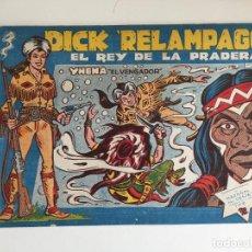 BDs: DICK RELAMPAGO - YHENA EL VENGADOR - TORAY, ORIGINAL - GCH. Lote 183663671