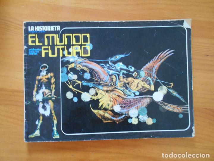 EL MUNDO FUTURO Nº 28 - TORAY (W1) (Tebeos y Comics - Toray - Mundo Futuro)