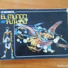 Tebeos: EL MUNDO FUTURO Nº 28 - TORAY (W1). Lote 183676032