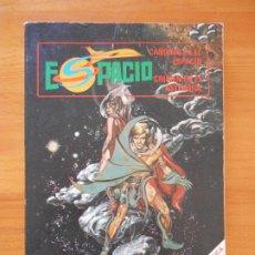 Livros de Banda Desenhada: ESPACIO Nº 6 - CAÑONES EN EL ESPACIO - CRIMEN EN EL ASTEROIDE - TORAY (7Y). Lote 183801803