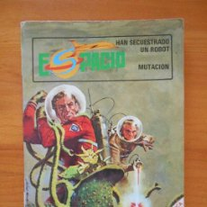 Livros de Banda Desenhada: ESPACIO Nº 7 - HAN SECUESTRADO UN ROBOT - MUTACION - TORAY (7Y). Lote 183801925