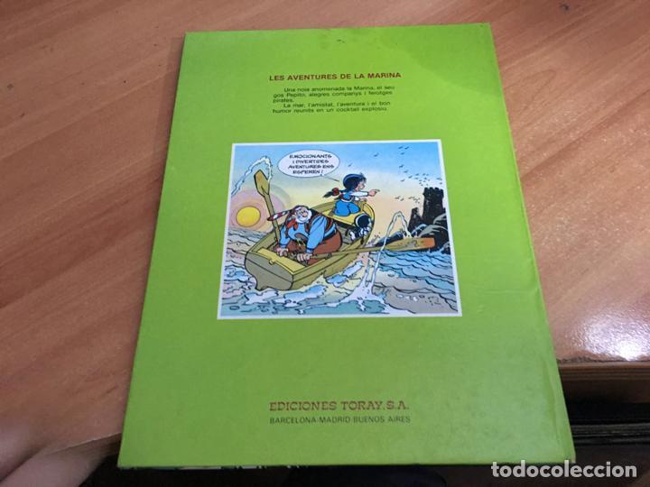 Tebeos: MARINA Nº 2 MAR ENDINS (COIB40) - Foto 3 - 183864727
