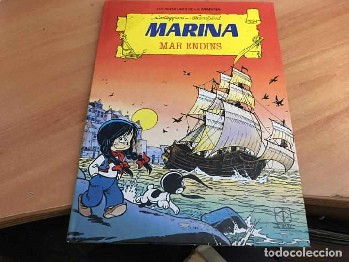 MARINA Nº 2 MAR ENDINS (COIB40) (Tebeos y Comics - Toray - Otros)