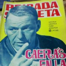 Tebeos: BRIGADA SECRETA CAERAS EN LA TRAMPA EDIT TORAY AÑO 1965. Lote 183886063