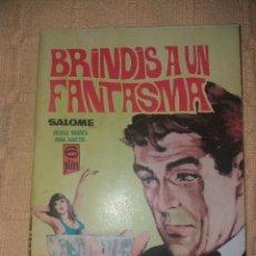 Tebeos: SALOME.NUMERO 232.BRINDIS A UN FANTASMA.EDICIONES TORAY 1966. Lote 184090705