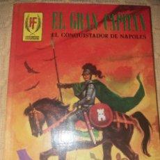 Tebeos: HOMBRE FAMOSOS.NUMERO 20.EL GRAN CAPITAN.EDICIONES TORAY 1978. Lote 184091706