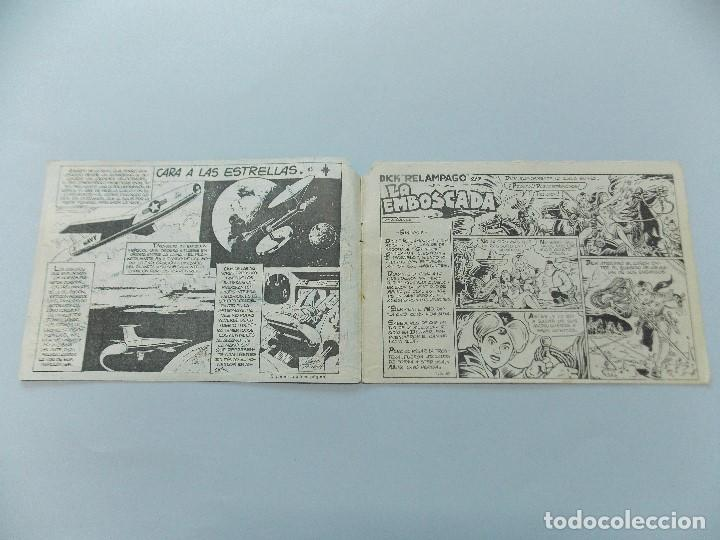Tebeos: COMIC DICK RELAMPAGO Nº 65, LA EMBOSCADA - EDITORIAL TORAY, 1959 - ORIGINAL ... L489 - Foto 2 - 184097362
