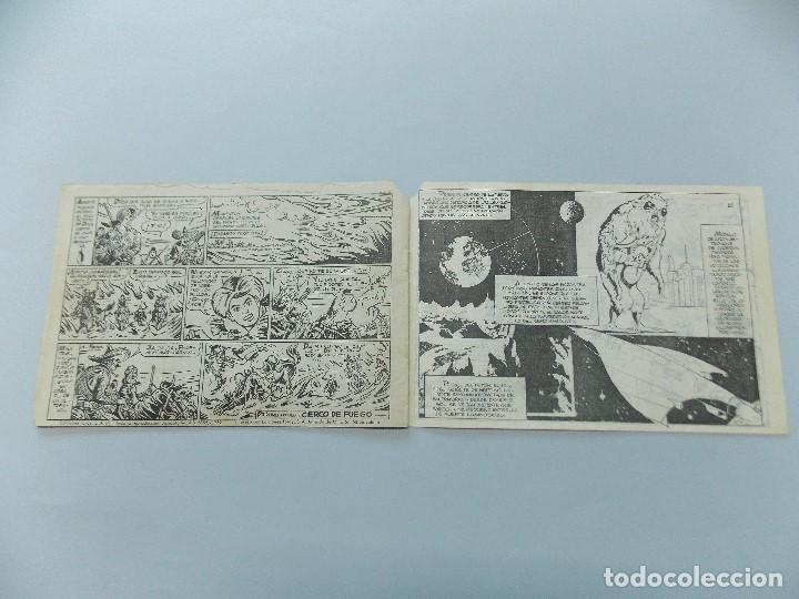 Tebeos: COMIC DICK RELAMPAGO Nº 65, LA EMBOSCADA - EDITORIAL TORAY, 1959 - ORIGINAL ... L489 - Foto 4 - 184097362