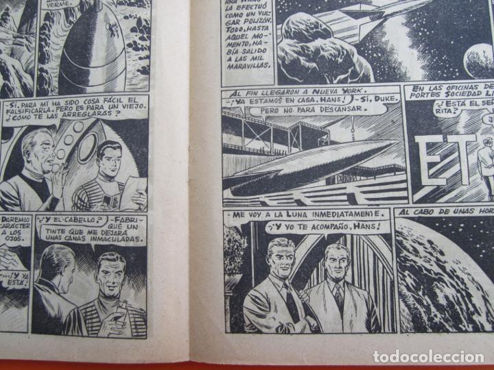 Tebeos: EL MUNDO FUTURO , NUMERO 34 (TORAY, 1955) DE BOIXCAR , TORAY - Foto 2 - 184118496