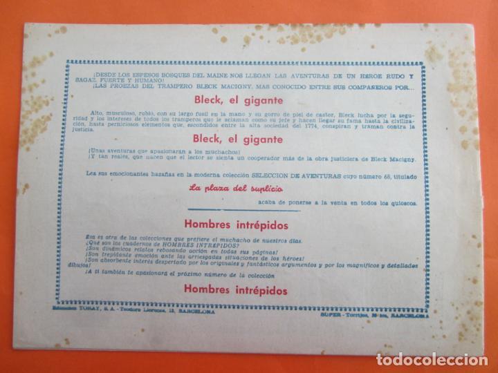 Tebeos: EL MUNDO FUTURO , NUMERO 34 (TORAY, 1955) DE BOIXCAR , TORAY - Foto 3 - 184118496