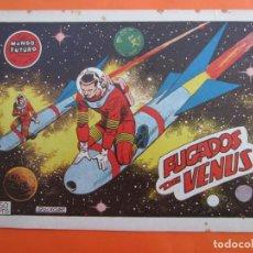 Tebeos: EL MUNDO FUTURO , NUMERO 34 (TORAY, 1955) DE BOIXCAR , TORAY. Lote 184118496
