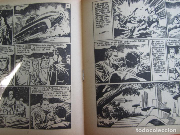 Tebeos: EL MUNDO FUTURO N 21 , NO HAY ENEMIGO PEQUEÑO . DE BOIXCAR (TORAY, 1955) - Foto 2 - 184119607