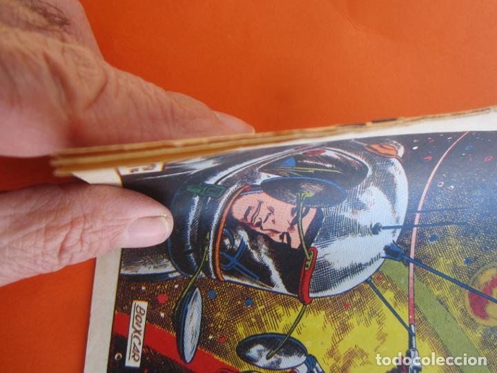 Tebeos: EL MUNDO FUTURO N 4 . DE BOIXCAR (TORAY, 1955) - Foto 2 - 184121142