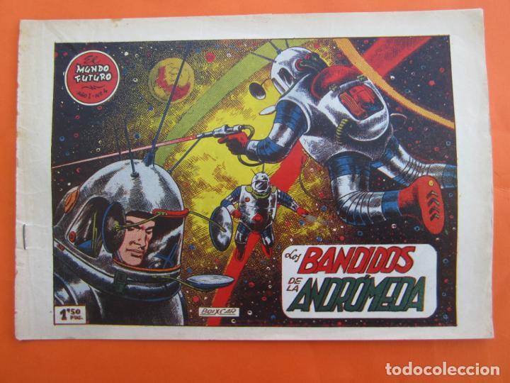 EL MUNDO FUTURO N 4 . DE BOIXCAR (TORAY, 1955) (Tebeos y Comics - Toray - Mundo Futuro)