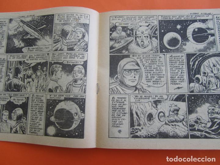 Tebeos: EL MUNDO FUTURO N 19 FIEBRE ESTELAR , DE BOIXCAR (TORAY, 1955) - Foto 2 - 184121392