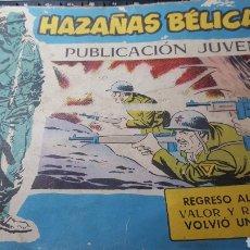 Tebeos: HAZAÑAS BÉLICAS AZUL N°359. Lote 184258390