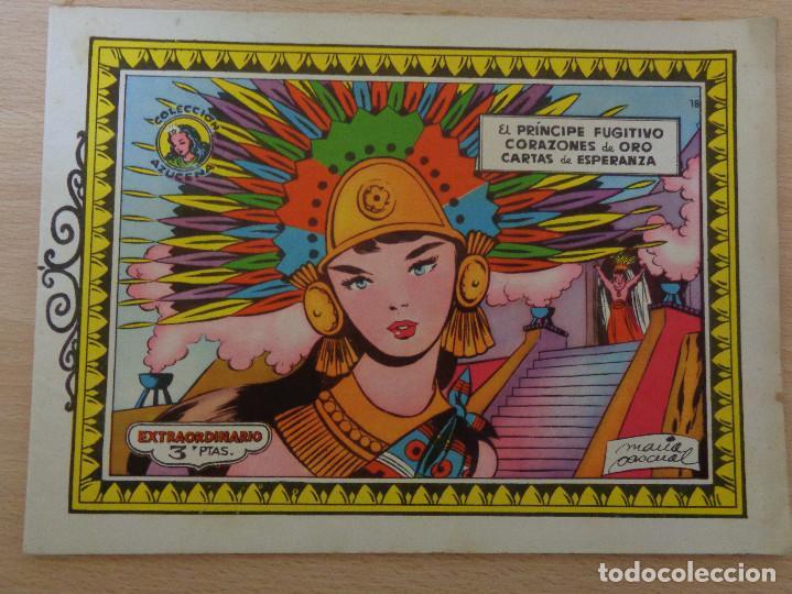 AZUCENA EXTRAORDINARIO NÚM. 18 DE TORAY (Tebeos y Comics - Toray - Azucena)
