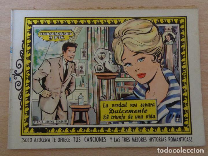 AZUCENA EXTRAORDINARIO NÚM. 94 DE TORAY (Tebeos y Comics - Toray - Azucena)