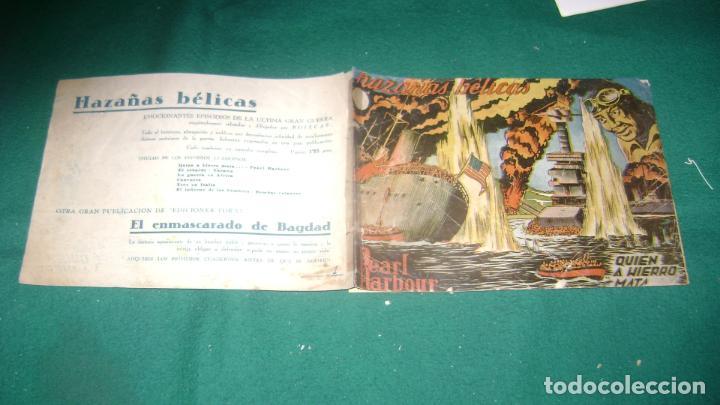 Tebeos: HAZAÑAS BELICAS PRIMERA SERIE COMPLETA VER FOTOS CJ 10 - Foto 2 - 184587497