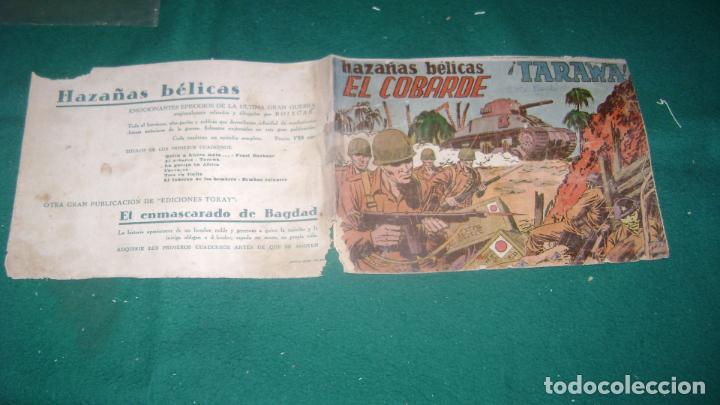Tebeos: HAZAÑAS BELICAS PRIMERA SERIE COMPLETA VER FOTOS CJ 10 - Foto 4 - 184587497