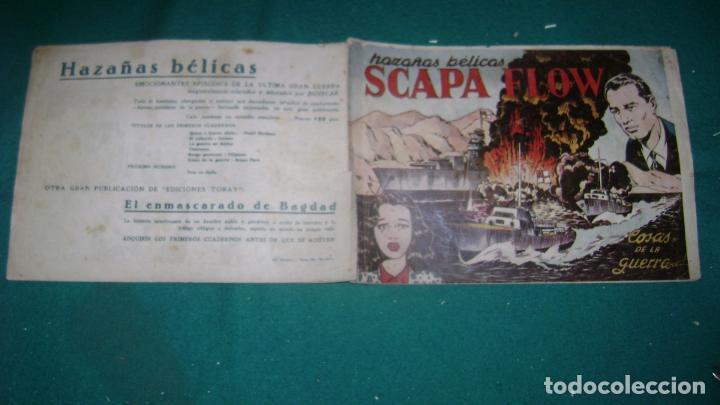 Tebeos: HAZAÑAS BELICAS PRIMERA SERIE COMPLETA VER FOTOS CJ 10 - Foto 8 - 184587497