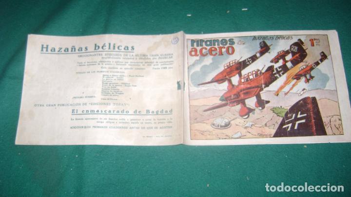 Tebeos: HAZAÑAS BELICAS PRIMERA SERIE COMPLETA VER FOTOS CJ 10 - Foto 13 - 184587497