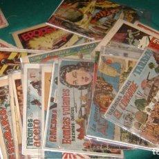 Tebeos: HAZAÑAS BELICAS PRIMERA SERIE COMPLETA VER FOTOS CJ 10 . Lote 184587497