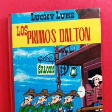 Tebeos: LUCKY LUKE-LOS PRIMOS DALTON-2ª EDICIÓN-TORAY. Lote 184712846