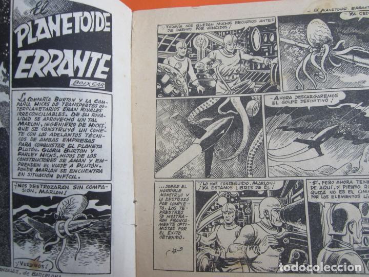 Tebeos: mundo futuro numero 16 , el planetoide errante , boixcar , 1955 - Foto 2 - 184725960