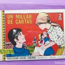 Livros de Banda Desenhada: AZUCENA Nº 1131. Lote 185777797