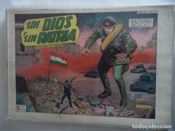 HAZAÑAS BELICAS Nº 192 ORIGINAL (Tebeos y Comics - Toray - Hazañas Bélicas)