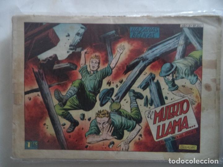 HAZAÑAS BELICAS Nº 202 ORIGINAL (Tebeos y Comics - Toray - Hazañas Bélicas)