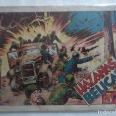 Tebeos: HAZAÑAS BELICAS ORIGINAL VOLUMEN 4. Lote 185879500
