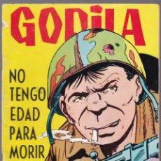 Tebeos: HAZAÑAS BÉLICAS Nº EXTRA 163 - GORILA - NO TENGO EDAD PARA MORIR - 1965. Lote 185986821
