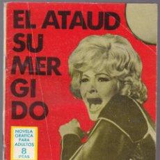 Tebeos: ESPIONAJE Nº 39 - EL ATAUD SUMERGIDO - 1966. Lote 185987572