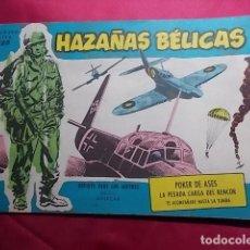 Tebeos: HAZAÑAS BELICAS. Nº 225. SERIE AZUL. EDICIONES TORAY. Lote 186107362