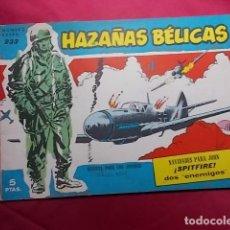 Tebeos: HAZAÑAS BELICAS. Nº 233 SERIE AZUL. EDICIONES TORAY. Lote 186111006