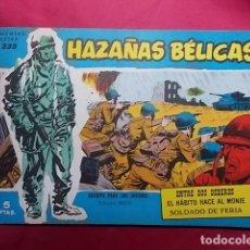 Tebeos: HAZAÑAS BELICAS. Nº 235 SERIE AZUL. EDICIONES TORAY. Lote 186111152