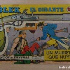 Tebeos: BLEK EL GIGANTE NÑÚM. 113. ORIGINAL. EDITA TORAY. Lote 186172322