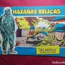 Tebeos: HAZAÑAS BELICAS. Nº 255. SERIE AZUL. EDICIONES TORAY. Lote 186244127