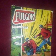 Tebeos: FULGOR. Lote 186255900