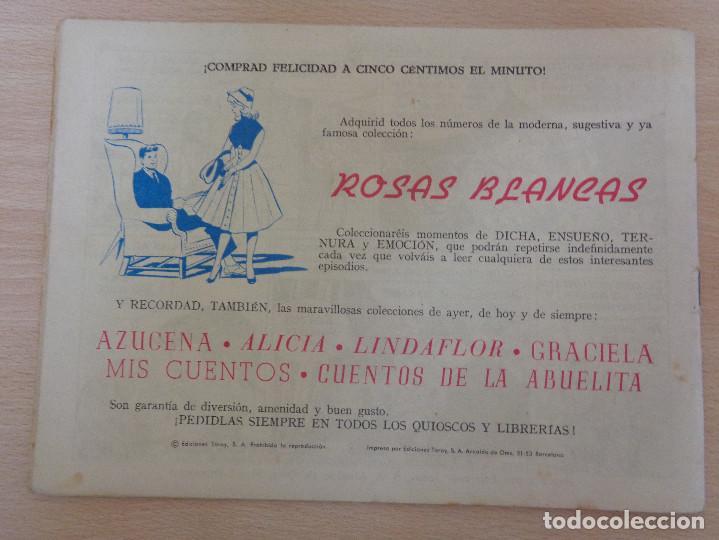 Tebeos: Susana Extra núm 4. Original. Buen estado. Edita Toray - Foto 2 - 186258245