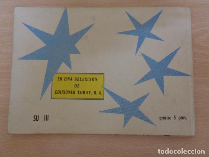 Tebeos: Selecciones de Susana. Del núm. 47 al 50. Edita Toray. Buen estado. - Foto 2 - 186258462