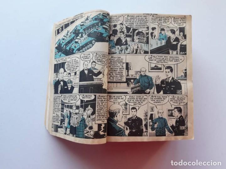Tebeos: 1961-1962 Hazañas Bélicas números 1 al 15 en un tomo Leer descripción - Foto 3 - 186389587